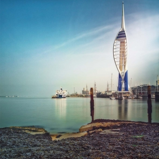 Spinnaker Tower 03