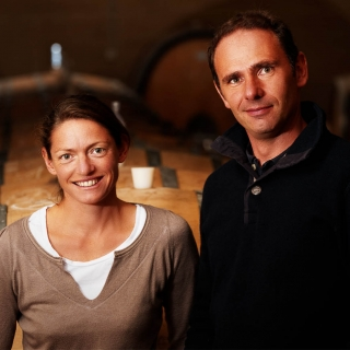 Marjorie & Stephane Gallet - Domaine Roc des Anges - France