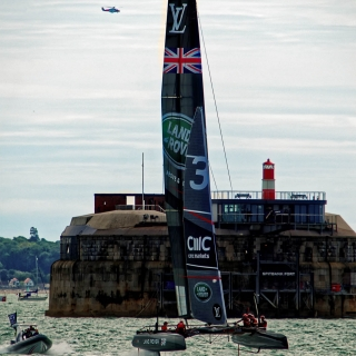 America's Cup - Portsmouth 2015