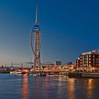 Spinnaker Tower 01