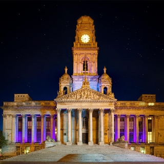 Portsmouth Guildhall 03