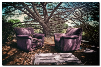 Take a Seat project 23 - Salon de jardin -