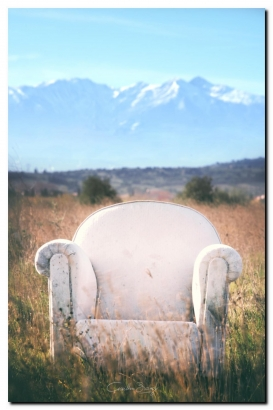 Take a Seat project 25 - Canigou -